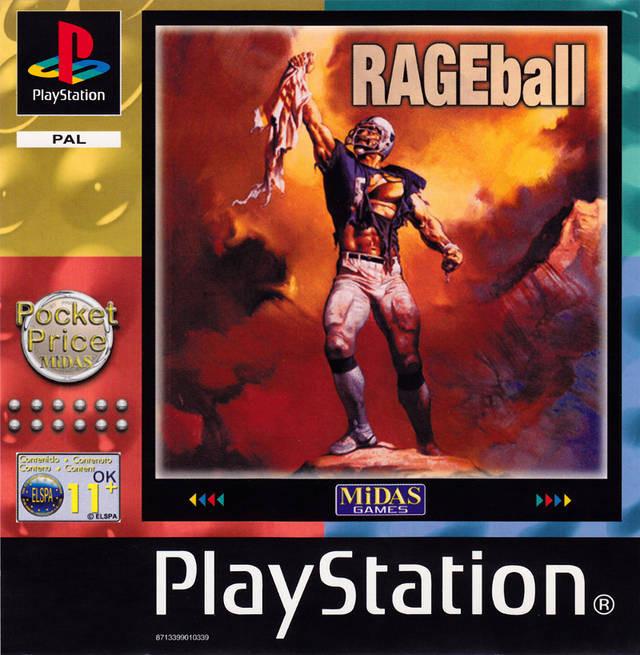 Image of Rageball