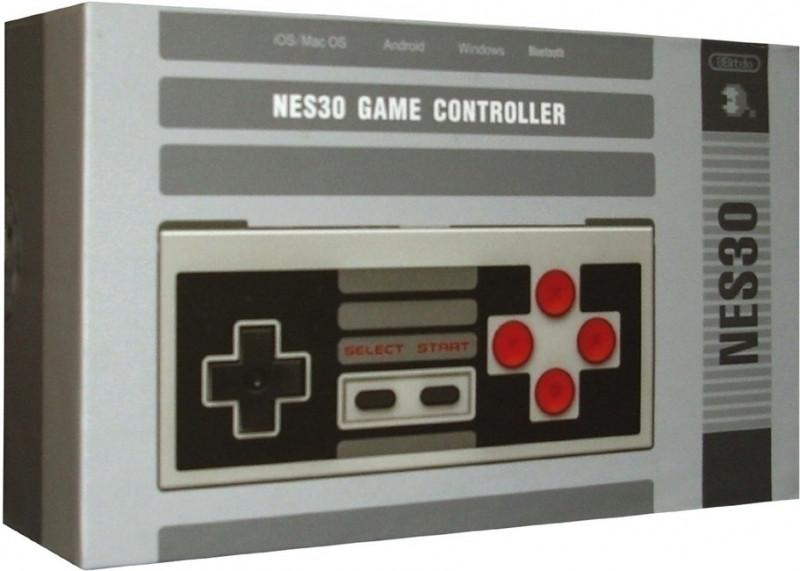 8Bitdo NES30 Bluetooth Wireless Classic Controller