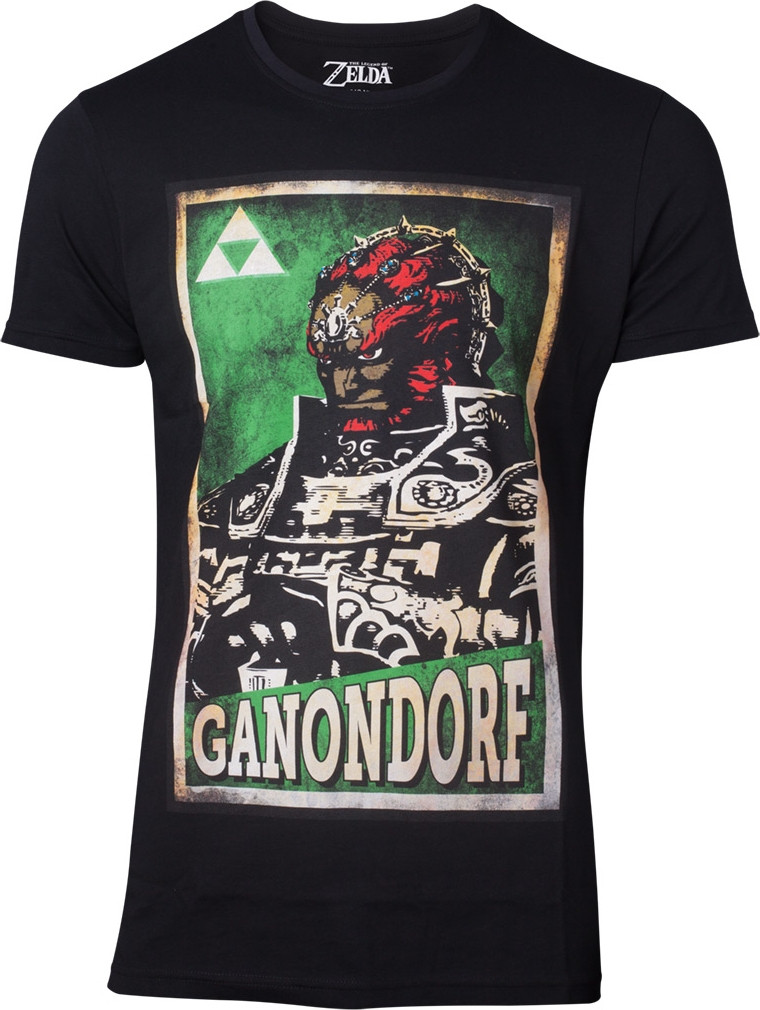 Zelda - Propaganda Ganondorf Men's T-shirt kopen