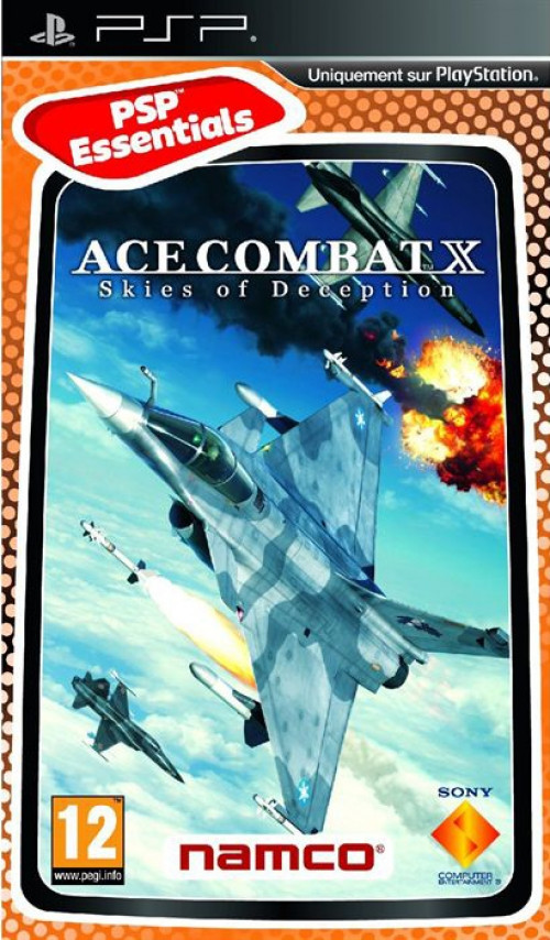 Goedkoopste Ace Combat X Skies of Deception (essentials)