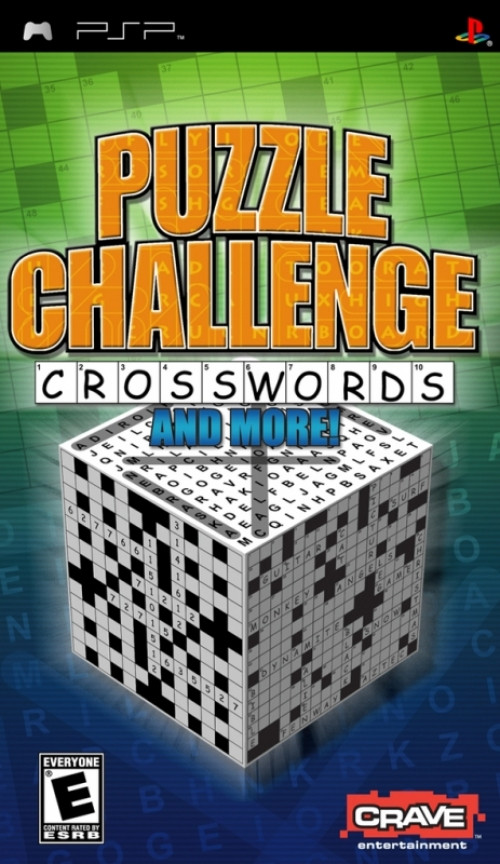 Image of Puzzle Challenge Crosswords