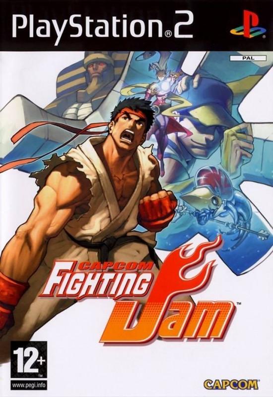 Image of Capcom Fighting Jam