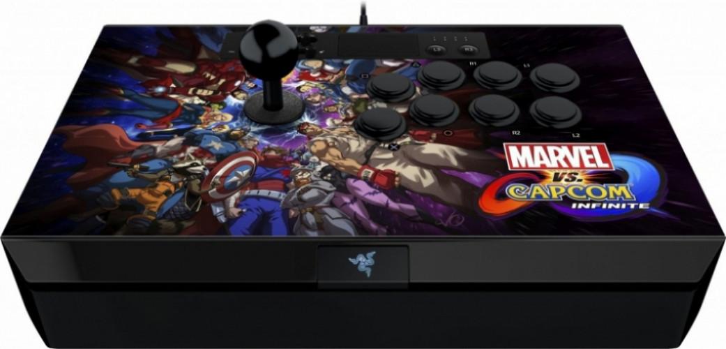 Razer Panthera Arcade Stick Marvel vs Capcom Infinite