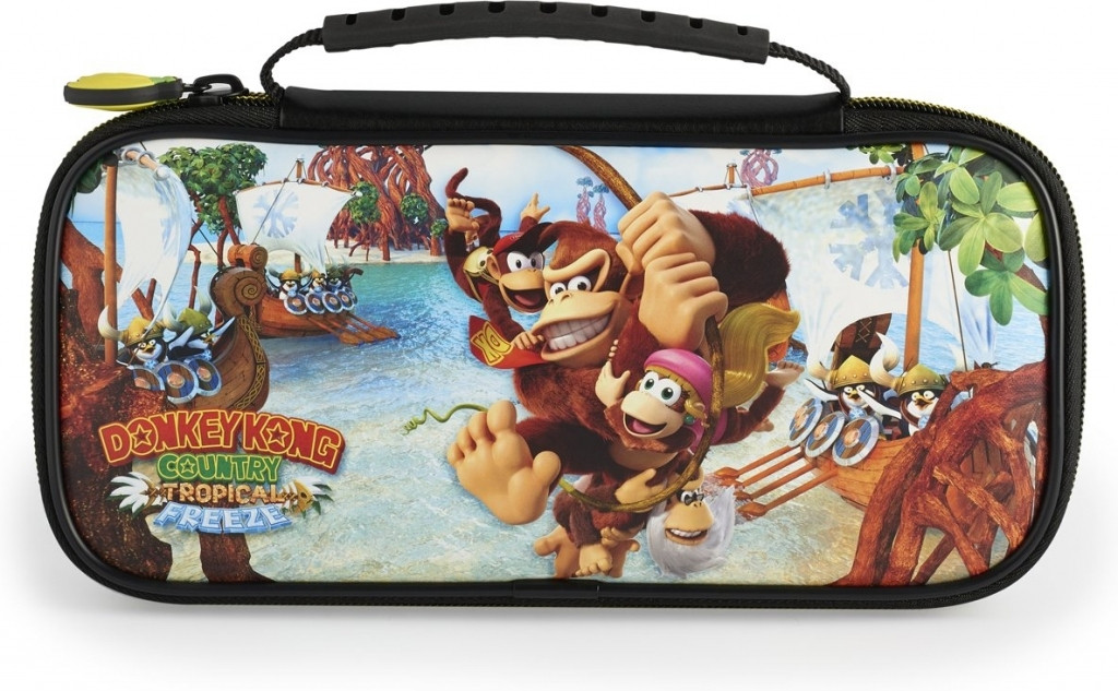 Goedkoopste Big Ben Deluxe Travel Case - Donkey Kong Tropical Freeze