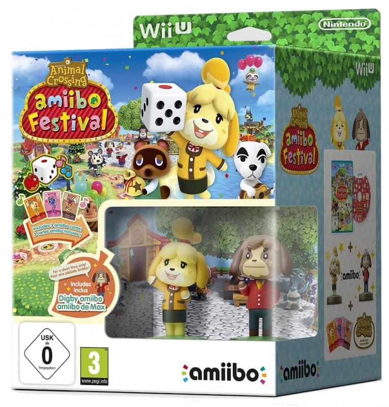 Goedkoopste Animal Crossing Amiibo Festival Bundel (+ 2 Amiibo's)