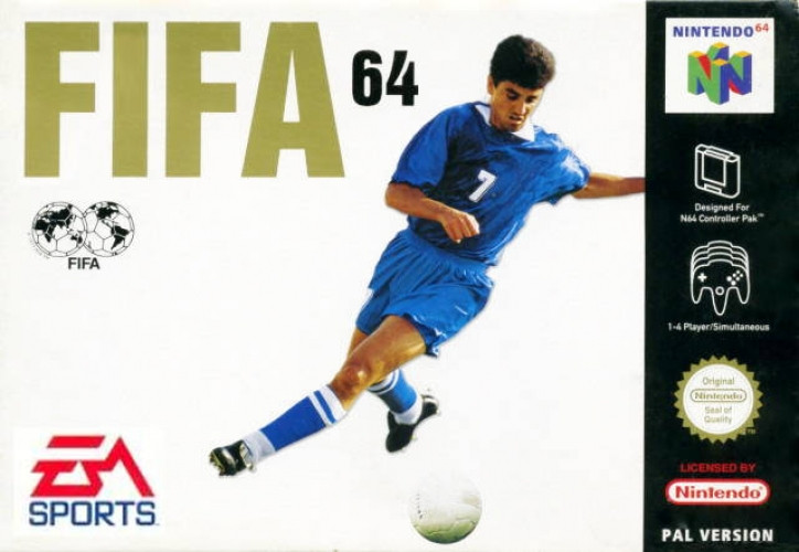 Goedkoopste Fifa Soccer 64