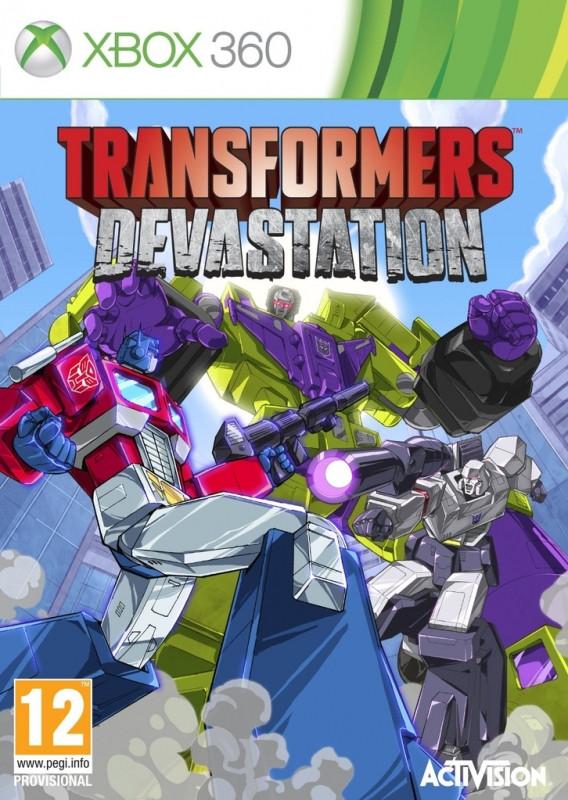 Transformers Devastation kopen