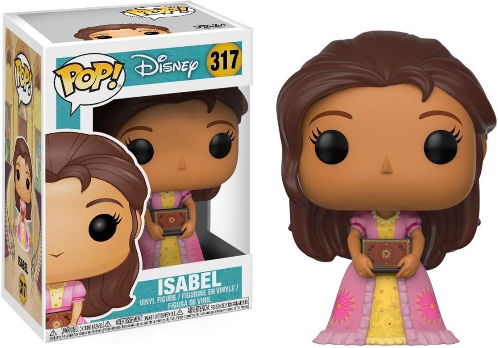 Disney Pop Vinyl: Isabel