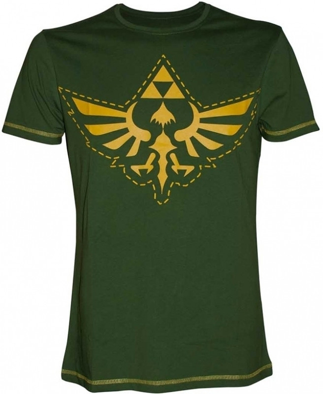 Nintendo - Green Zelda T-Shirt