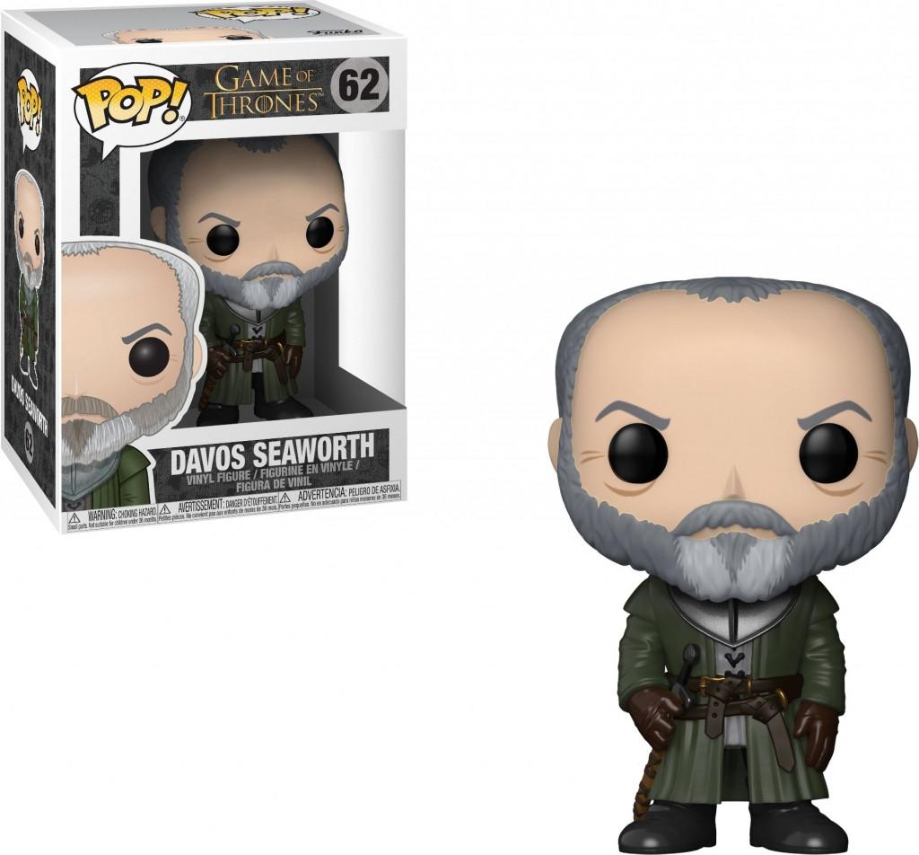 Game of Thrones Pop Vinyl: Davos Seaworth kopen