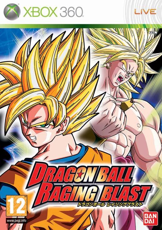 Dragon Ball Z Raging Blast kopen