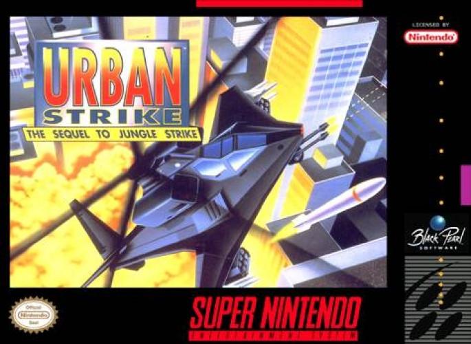 Image of Urban Strike