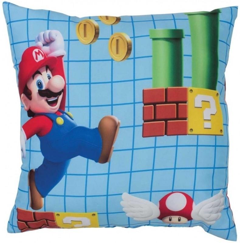 Image of Super Mario Maker Cushion 35x35cm