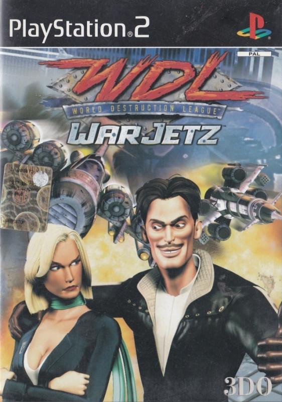 Image of WDL Warjetz