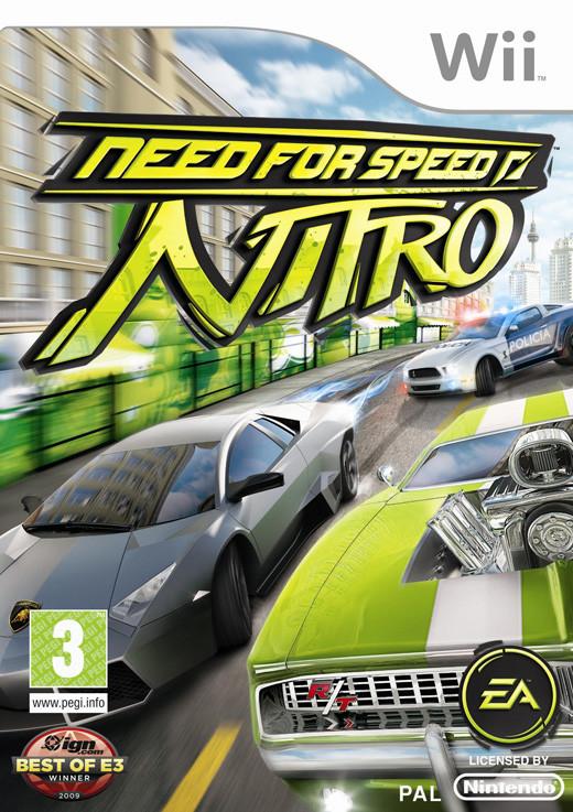 Need for Speed Nitro kopen