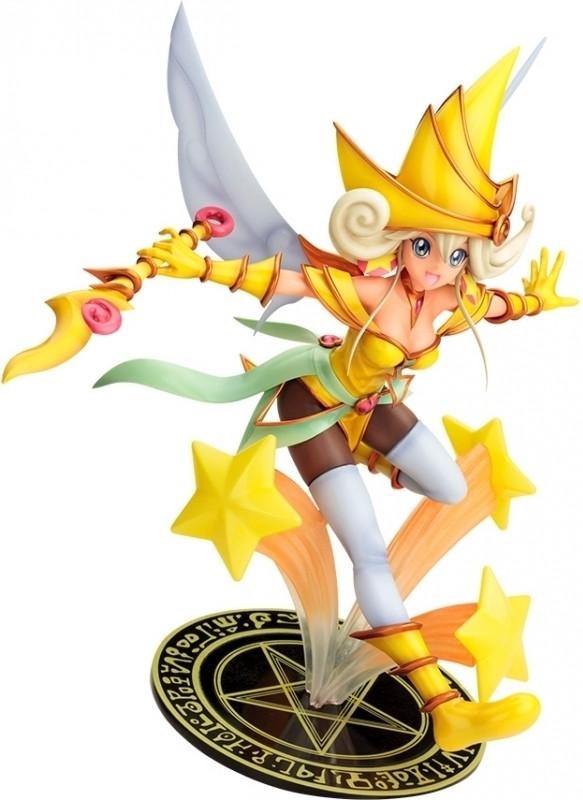 Yu-Gi-Oh! The Dark Side of Dimensions: Lemon Magician Girl PVC Statue