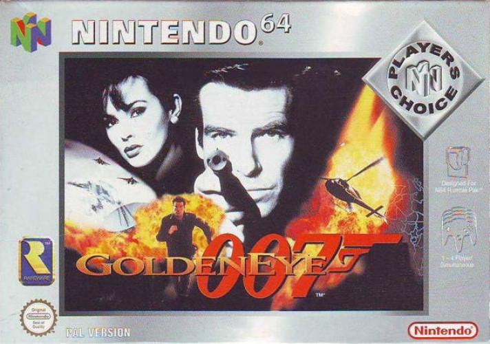 Goedkoopste Goldeneye 007 (player's choice)