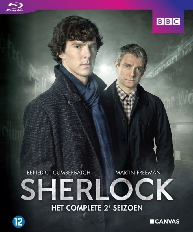 Image of Sherlock Seizoen 2