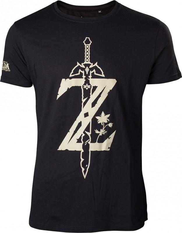 Zelda - Big Z Logo T-shirt kopen