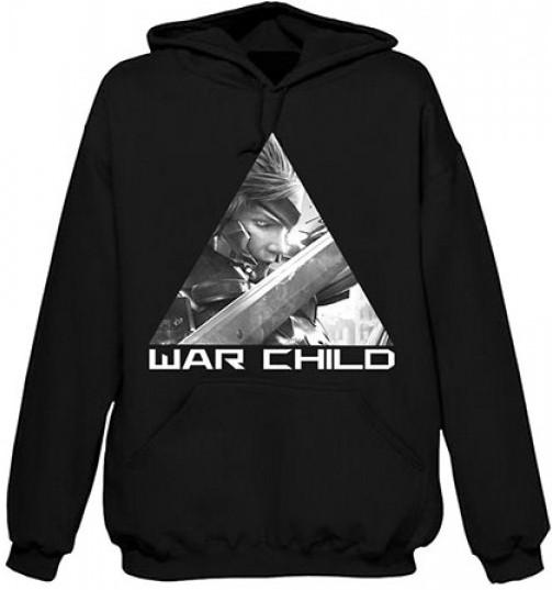 Metal Gear Rising Warchild Hoodie