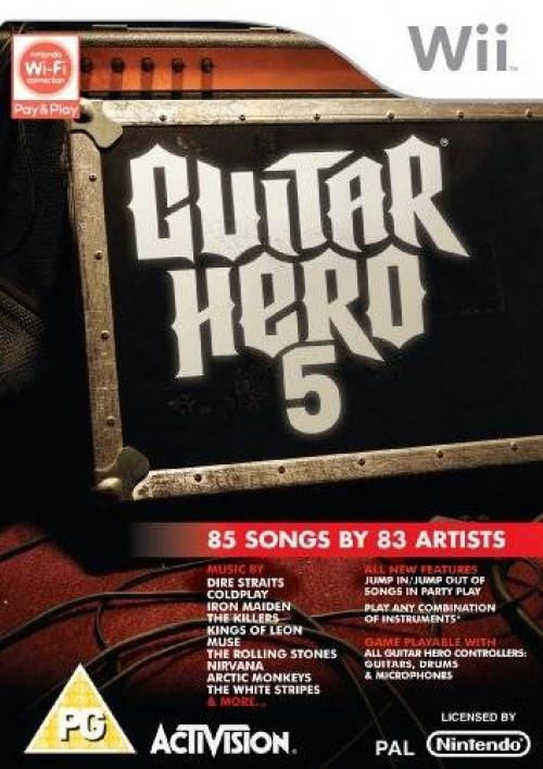 Guitar Hero 5 kopen