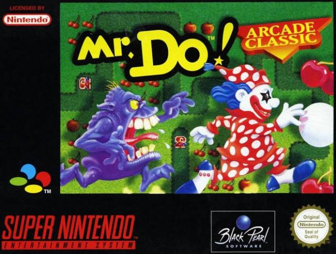 Image of Mr. Do!