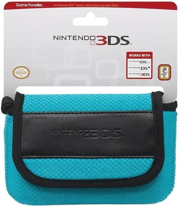 Big Ben Game Traveller 3DS3 (Turquoise)