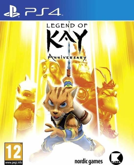Goedkoopste Legend of Kay Anniversary