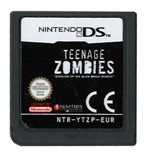 Teenage Zombies (losse cassette)