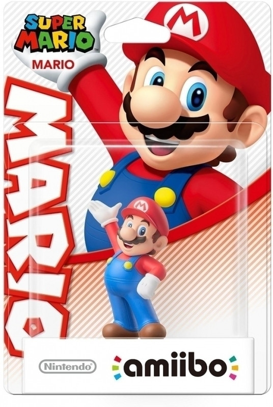 Nintendo amiibo Mario figuur
