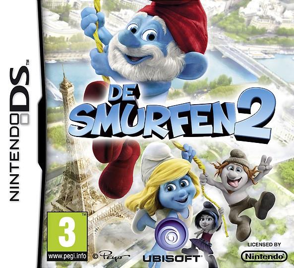 De Smurfen 2 (verpakking Scandinavisch, game NL) kopen