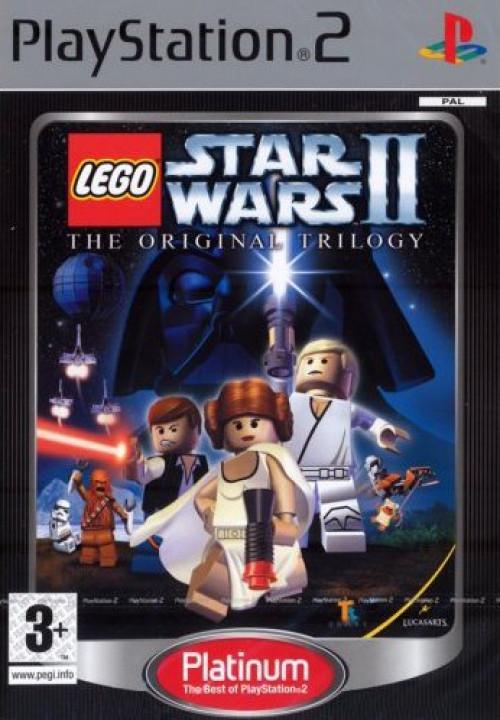 Lego Star Wars 2 the Original Trilogy (platinum) kopen