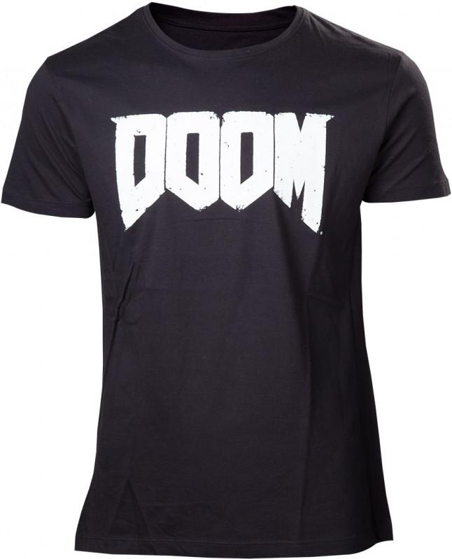 Doom - Next Gen Logo T-Shirt