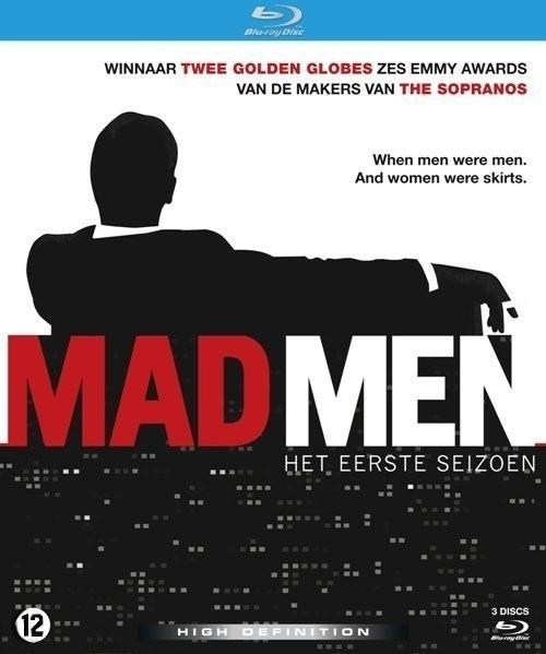 Mad Men Seizoen 1
