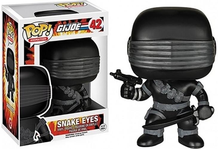 G.I. Joe Pop Vinyl: Snake Eyes