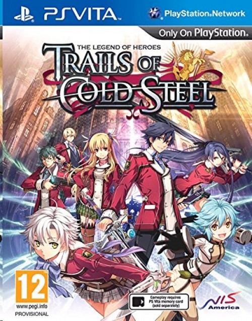 Goedkoopste The Legend of Heroes Trails of Cold Steel