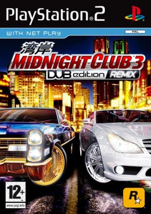 Goedkoopste Midnight Club 3 Dub Edition Remix