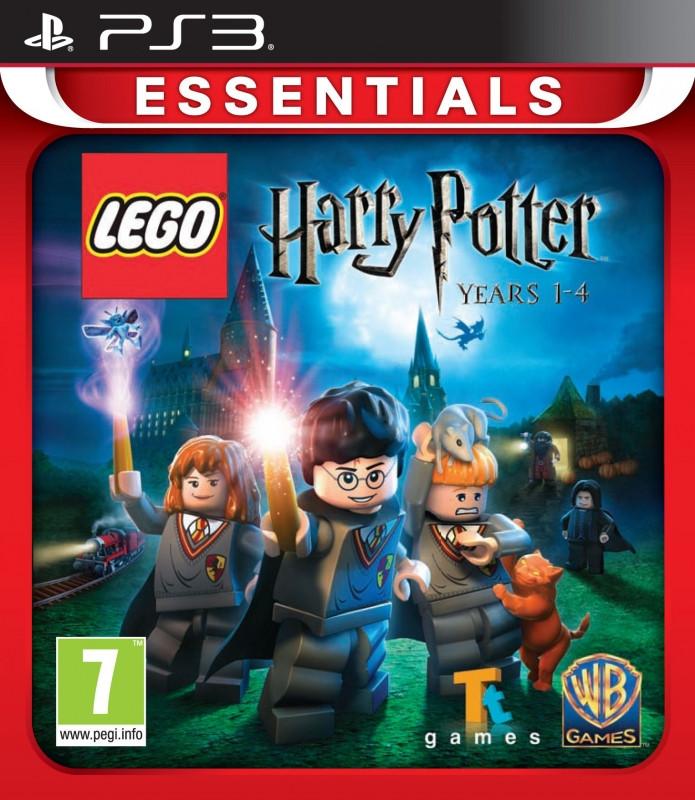 Goedkoopste Lego Harry Potter Jaren 1-4 (essentials)