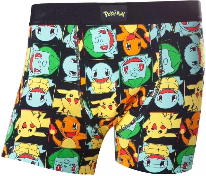 Pokemon - Pikachu and Friends Boxershort