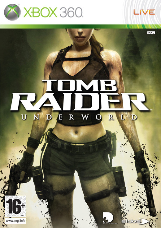 Tomb Raider Underworld kopen