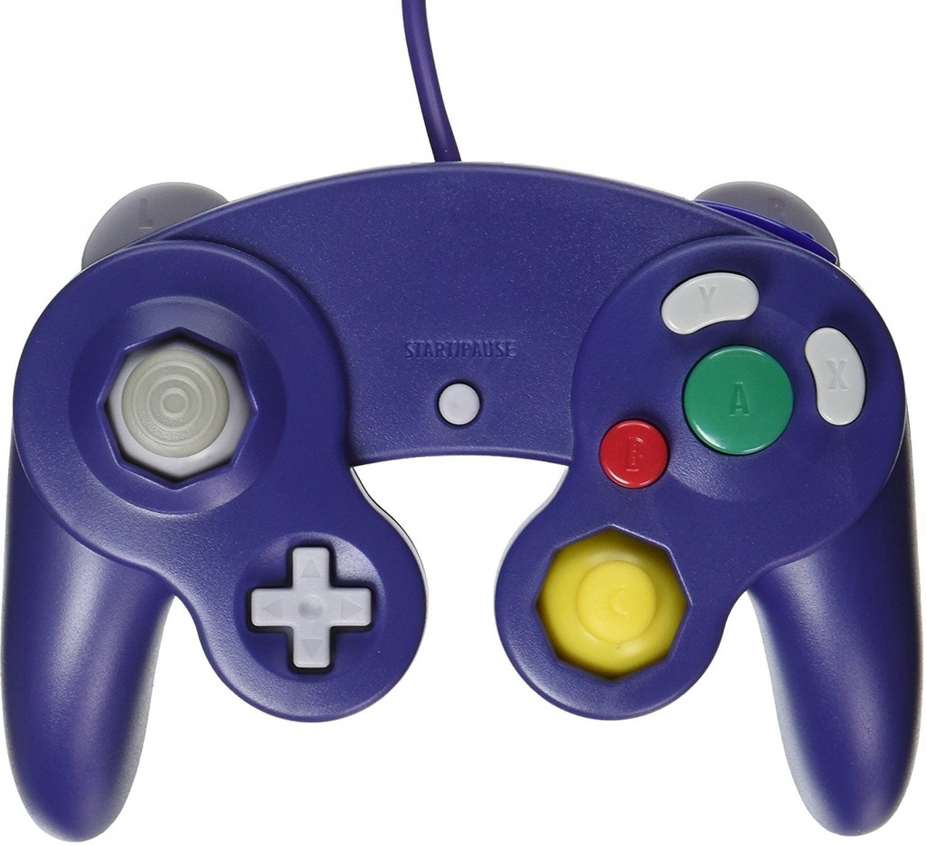 Gamecube Controller Purple (Teknogame)