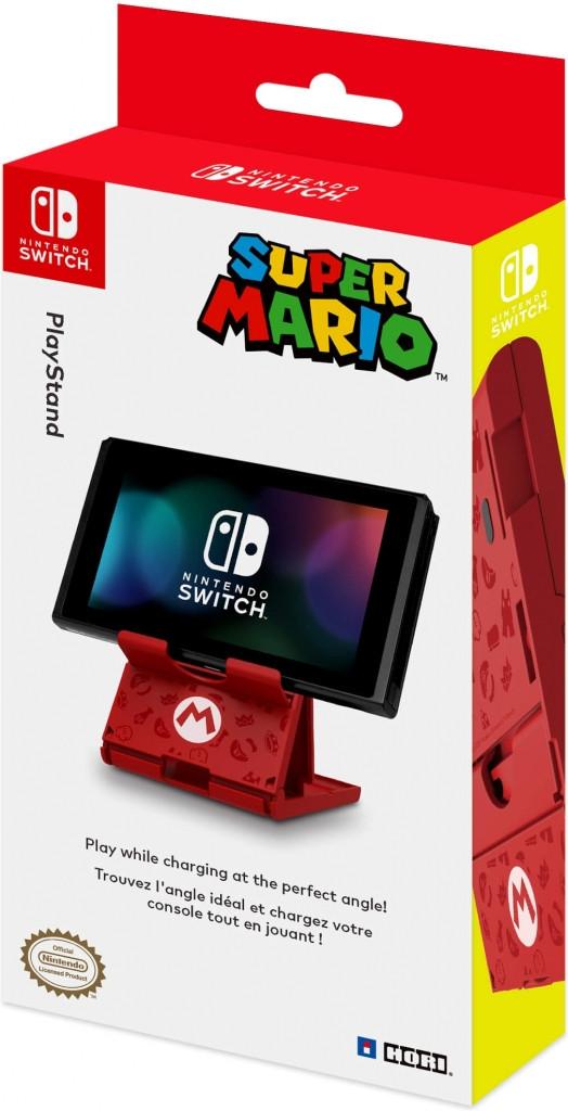 Goedkoopste Hori Play Stand - Mario Edition