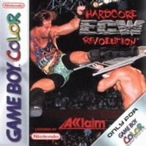 Image of ECW Hardcore Revolution