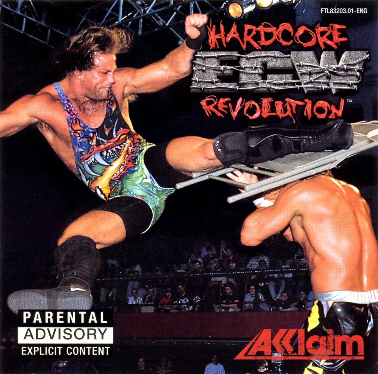 Afbeelding van ECW Hardcore Revolution