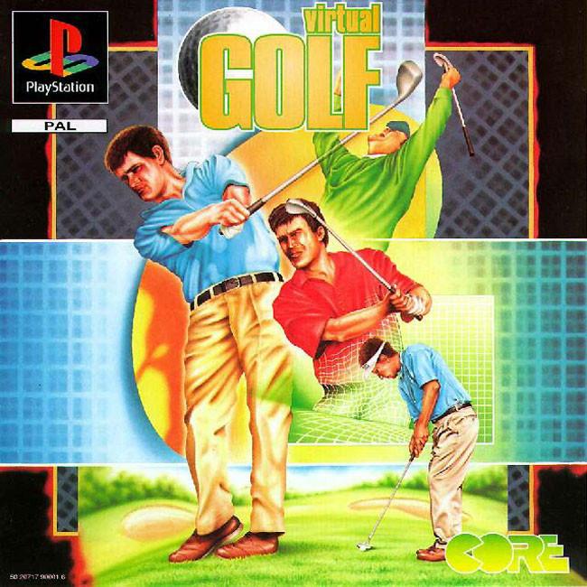 Image of Virtual Golf