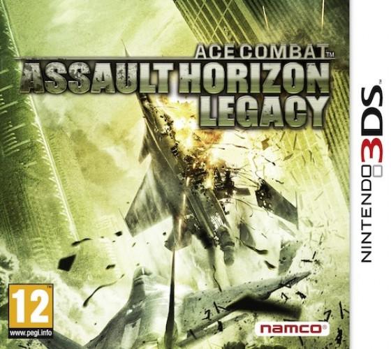 Goedkoopste Ace Combat Assault Horizon Legacy