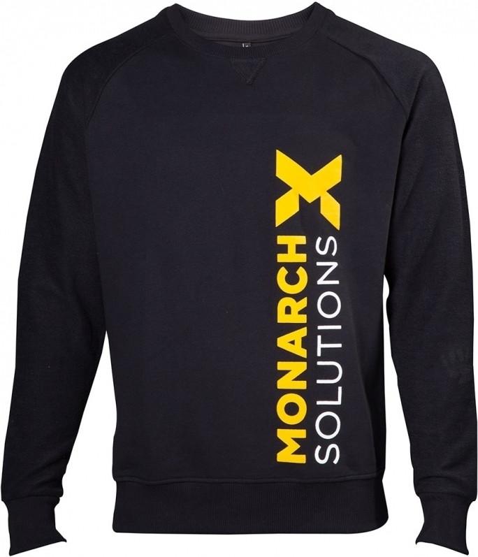 Quantum Break - Monarch Solutions Sweater