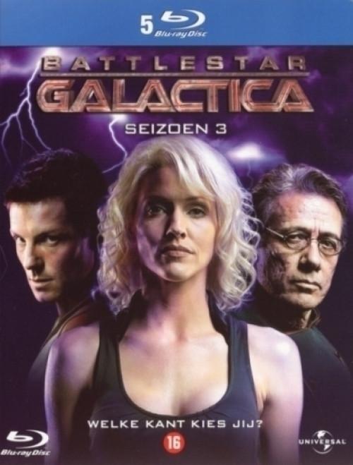 Image of Battlestar Galactica - Seizoen 3