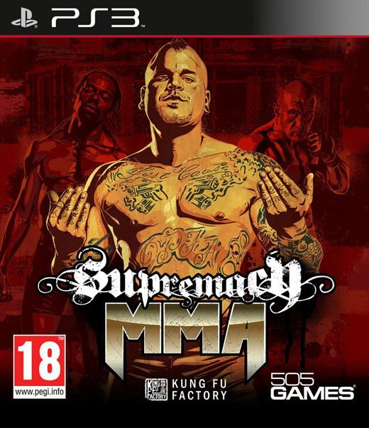 Goedkoopste Supremacy MMA