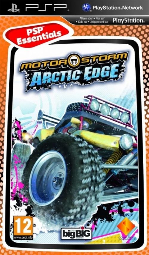 Goedkoopste Motorstorm Arctic Edge (essentials)